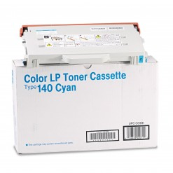 RICOH COLOR LP Toner Cassette TYPE 140 - YELLOW G230-17