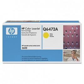 HP Q6472A Yellow Toner Cartridge